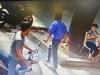 Tài xế xe buýt vác dao truy sát người giữa Sài Gòn