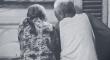 Bộ ảnh 'ngôn tình' chụp trộm cặp vợ chồng già U80