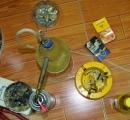 Ma túy, lựu đạn trong nhà cán bộ chi cục thuế