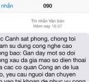 Cảnh báo nạn giả mạo số điện thoại công an để lừa đảo