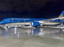 Máy bay Vietnam Airlines sắp có wifi