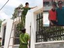 Chùm ảnh: Nhận diện gia đình 6 người bị giết trong vụ thảm sát kinh hoàng tại Bình Phước
