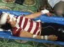 Bắc Giang: Kinh hoàng chồng cắt gân tay, gân chân vợ rồi tra tấn dã man