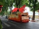 8h tối nay diễn ra lễ tổng duyệt diễu binh diễu hành kỉ niệm ngày 2/9