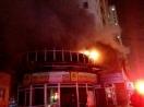 HN: Cháy chung cư 25 tầng lúc nửa đêm, cư dân hoảng loạn