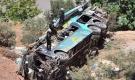 Xe buýt lao xuống hẻm núi ở Peru làm 44 người chết