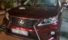 Nghi án trộm ô tô Lexus của người tình cũ