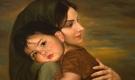 Mẹ càng ôm con nhiều, con càng thông minh, tự tin và tình cảm