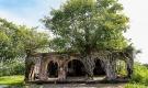 Ngôi đình trăm tuổi nằm trong lòng cây bồ đề ở miền Tây