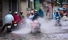 Tin mới thời tiết 21/7: Hà Nội mưa như trút, nội thành ngập lụt nhiều nơi