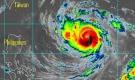 Lại xuất hiện siêu bão Trami gần Biển Đông