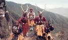 Kinh ngạc những bộ tộc hoang dã, sống biệt lập với thế giới
