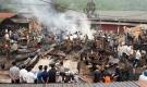 Lai Châu: Hỏa hoạn thiêu rụi 6 căn nhà