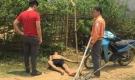 Bắt nghi can siết cổ em gái đến chết tại Điện Biên