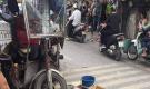 Người đàn ông đi xe máy tử vong sau va chạm với xe ba bánh