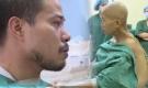 """Người chồng có vợ ung thư phải ngồi sinh con: """"Thương con chưa một lần được ôm ấp, bú mẹ"""""""