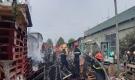 Quảng Nam: Cháy lớn suốt 3 giờ tại xưởng pallet 1.000m2