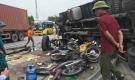 Vụ lật xe tải ở Hải Dương, 5 người chết: Xác định danh tính tài xế