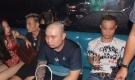 Đột kích quán bar giữa trung tâm Hà Nội, thu giữ súng đạn và ma túy