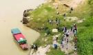 Một người phụ nữ bơi ra sông Cầu tự tử