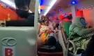 Đồng Nai: Xe khách 40 chỗ nhồi nhét tới 82 người về quê ăn Tết