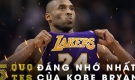 Ra đi ở tuổi 41 sau tai nạn trực thăng thảm khốc, đây là 5 câu nói truyền cảm hứng nhất mà huyền thoại Kobe Bryant gửi lại thế giới