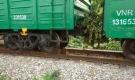 Hà Nội: Đột ngột băng qua đường sắt, cô gái bị tàu đâm đứt lìa 1 tay, 1 chân