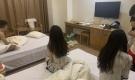 3 cô gái dương tính với ma túy trong khách sạn ven biển