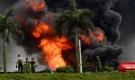 Cháy kho hóa chất ở Long Biên: Phát hiện hóa chất độc hại gấp 17 lần cho phép