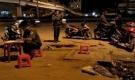 Hai nhóm thanh niên dàn trận hỗn chiến, đuổi chém nhau qua nhiều tuyến phố Hà Nội