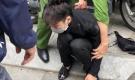 Hà Nội: Bắt nóng thanh niên táo tợn dùng dao cướp tiệm vàng