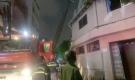 TP.HCM: Cháy lớn tại khách sạn Đệ Nhất, đưa nhiều người ngoại quốc ra ngoài