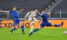 Ronaldo ghi bàn trong ngày trở lại Champions League