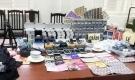 Đột kích kho thiết bị cờ bạc 'bịp' lớn ở Hà Nội