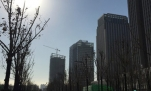 'Thành phố ma' hiện đại giữa lòng Trung Quốc