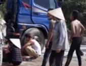 Cô gái tử vong vì ngăn cản thi công đường, 5 ngày sau, người nhà đánh vỡ đầu Chủ tịch xã