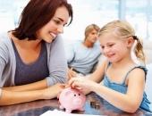 6 nguyên tắc dạy con về giá trị đồng tiền