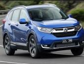 Honda CR-V 2018 sẽ có giá bao nhiêu tại Việt Nam?