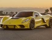 Hennessey Venom F5: 'Mãnh thú' tốc độ