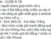 Sự thật bất ngờ về vụ một sinh viên bị cướp cứa cổ cướp tiền ở Đà Nẵng