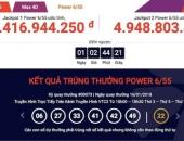 """Jackpot """"siêu khủng"""" của Vietlott sẽ vượt 300 tỉ sớm hơn dự báo 3 tháng?"""