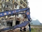 Chi bao nhiêu tiền để đánh sập 'lâu đài' của 'Tàng Keangnam'?