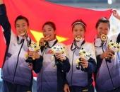 Thưởng Tết VĐV Việt Nam: Nhìn U23 Việt Nam mà thèm!