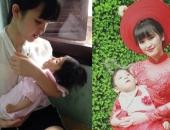 Cô gái xinh đẹp nhận nuôi bé 14 tháng 3,5 kg ở Lào Cai giờ ra sao?