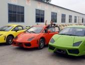 Bugatti Chiron, Lamborghini, Audi 'nhái' giá rẻ chỉ 100 triệu đồng.