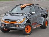 Chiêm ngưỡng bán tải Mitsubishi Triton độ phong cách 'Fast & Furious'