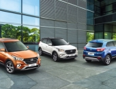Hyundai ra mắt 'crossover cỡ nhỏ' mới: Giá bán từ 317 triệu đồng