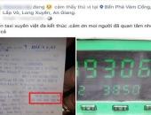 Chuyến taxi kỷ lục hết 49 triệu tiền cước chạy một mạch từ An Giang-Hà Nội