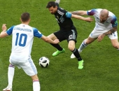 Argentina - Iceland: Messi hỏng penalty, 'ngựa ô' gây địa chấn (World Cup 2018)