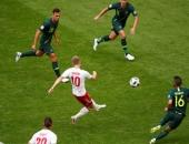 Đan Mạch - Australia: Trên vai Eriksen 72 triệu bảng, 'Lính chì' quyết thắng (World Cup 2018)